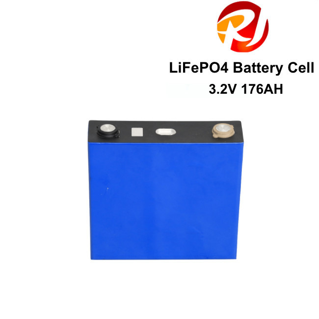 Prismatic LFP 3.2V 176Ah LiFePO4 Battery Cell Producer Motive Battery For Electric Forklift Golf Cars
