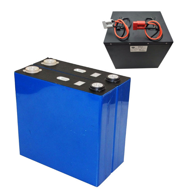 Long Service Life Lithium Iron Forklift Battery Cells 3.2V 202Ah Car Jump Starter