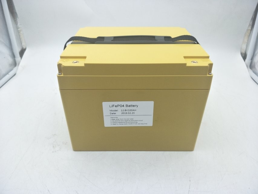 lithium battery 12v 100ah,lifepo4 battery pack with ABS case,lithium battery solar with bms