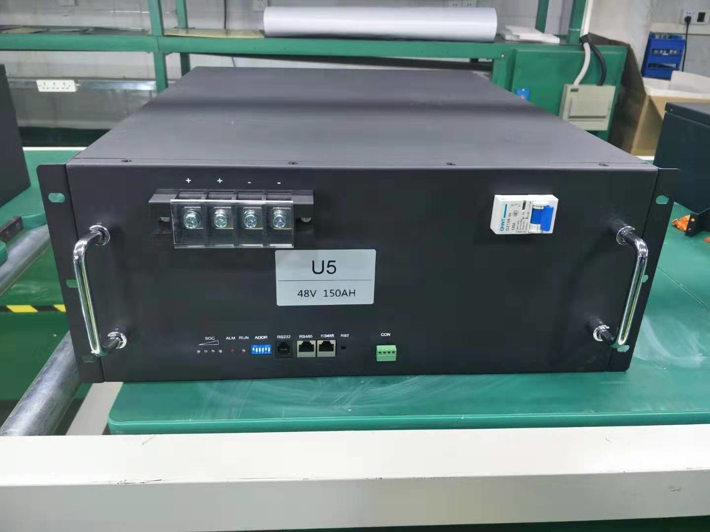 48v 150ah Lifepo4 Battery With Bms Factory Price Lithium Ion Battery For House Bank In A Yacht Rv Marine