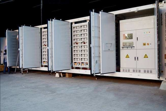 High Voltage Battery, lithium ion battery Energy Storage Systems ESS 1Mwh 2Mwh