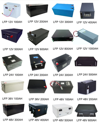 lithium iron phosphate battery, lithium ion battery manufacturers Deep Cycles High Energy