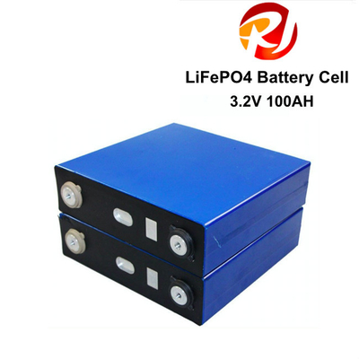 China High Energy Density 3.2V 100Ah LiFePO4 Battery Cell Wholesale LFP For Telecom Base Station factory