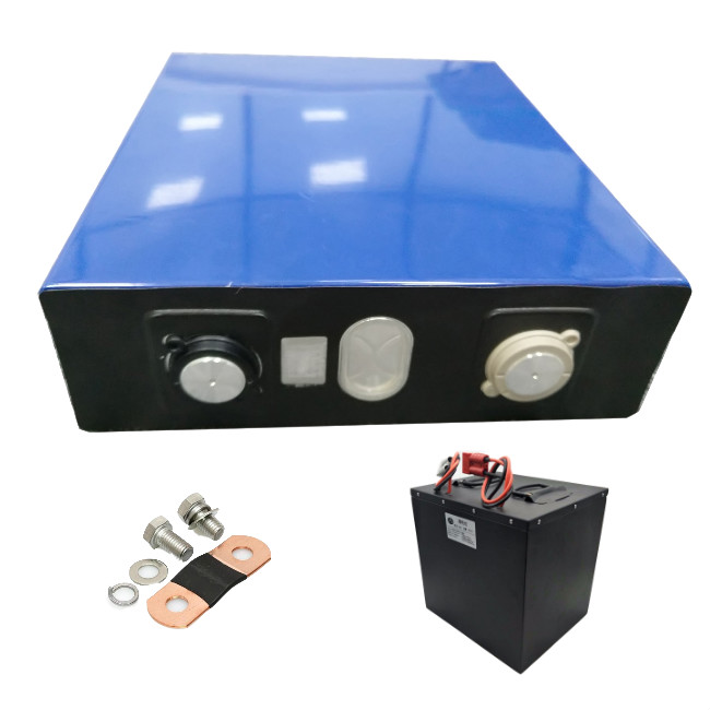 High Rate Discharge Lithium Ion Forklift Battery Cells 3.2V 60Ah Emergency Energy Supplies