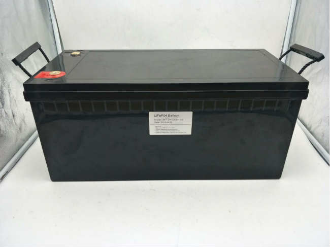 12V 200ah LFP battery pack built in BMS  Lithium iron Battery for Telecommunication Base Stations
