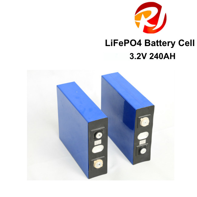 Factory Direct Sell 3.2V 240Ah LiFePO4 Battery Cell Wholesale LiFe For UPS Telecom Base Station