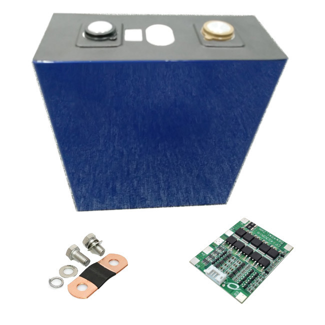 High Energy Density LFP 6000 Times Cycle Battery Cells 3.2V 271Ah Solar Power System