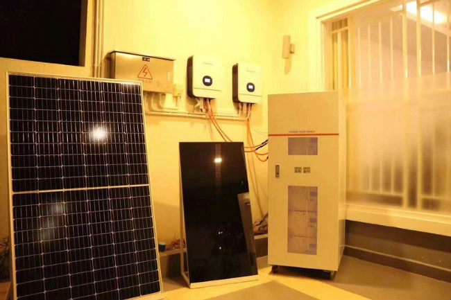 30kwh Home battery Lithium iron phosphate lifepo4 residential household backup power bank solar off grid system